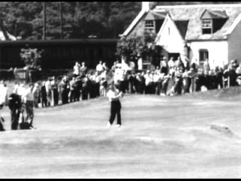 84th Open - St Andrews (1955)   Flashback