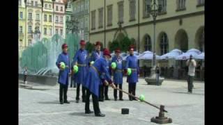 Bractwo Kurkowe na witat Euro 2012 we Wrocławiu