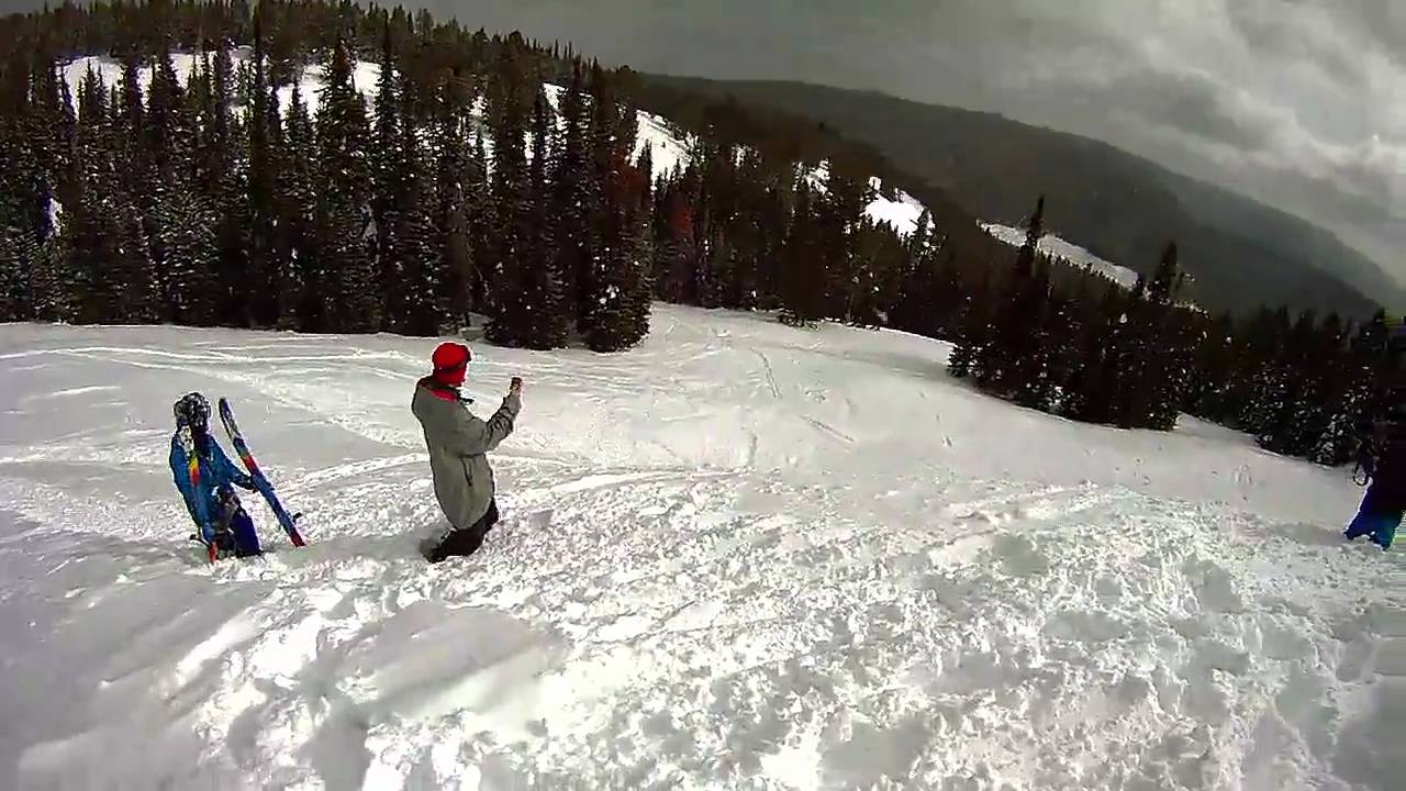 toy soldier productions - lost trail powder mountain - youtube