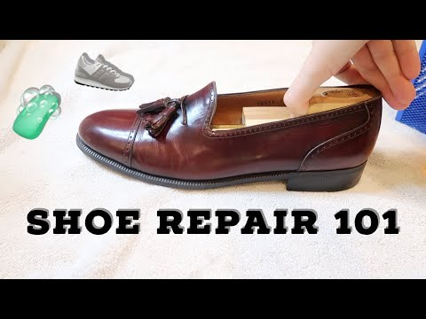 ebay-shoe-repair-101:-how-to-clean-suede,-polish-leather,-&-fix-shoes-to-resell!