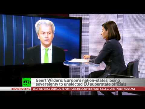 EU will burst at seams after European Parliament elections - Geert Wilders