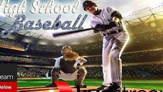 Timberlane vs Windham - high school baseball live stream 2019