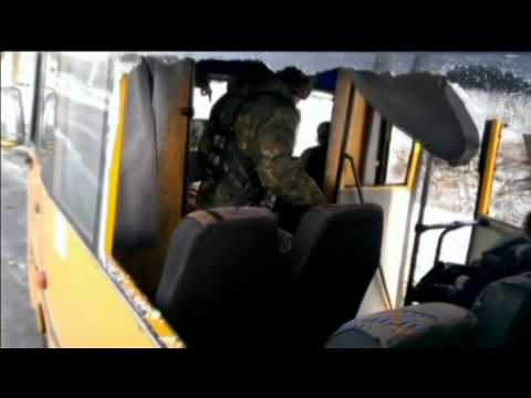 OSCE Сonfirms Grad Strike on East Ukraine Bus: Observers say insurgents to be included in OSCE probe