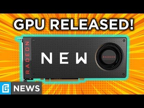 NEW AMD Gaming GPU, Next Gen Intel 10 Cores Confirmed!