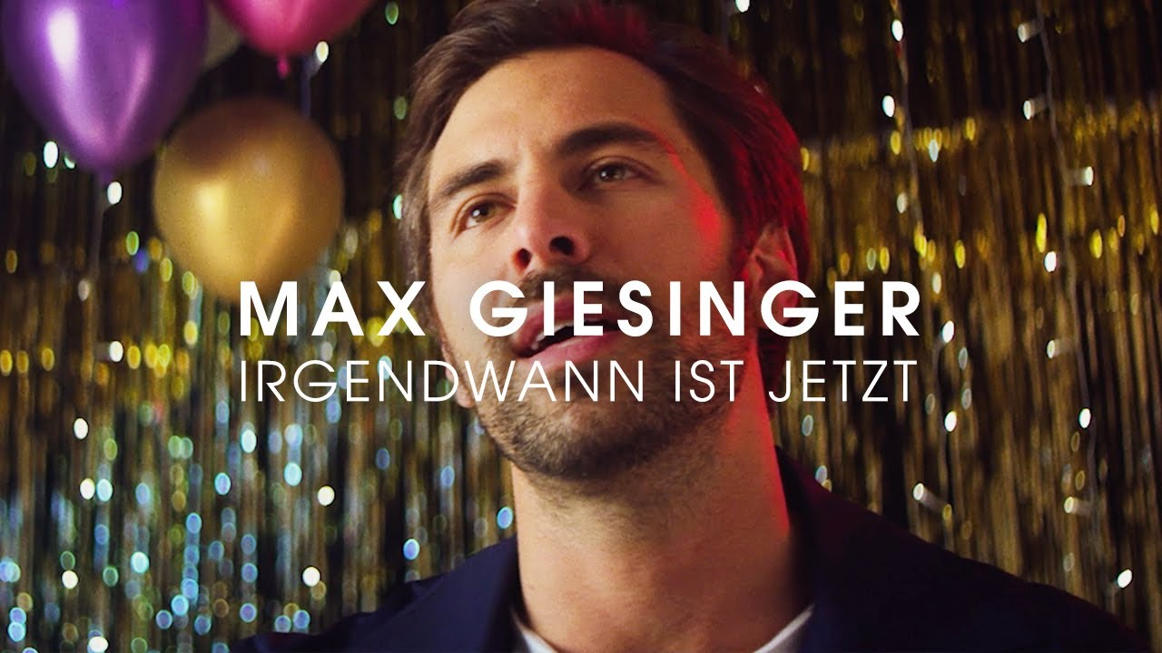 Weekly update: Max Giesinger, JEREMIAS, Nura and more
