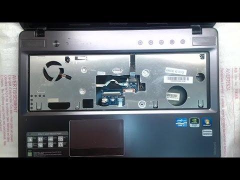 Lenovo Laptop Repair Replace Guide Ideapad Z570 B570 Z575