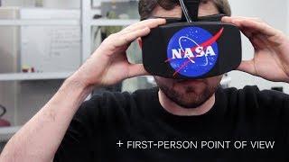 NASA Robot Arm Control with Kinect