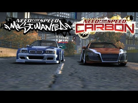 NFS MW Final Races Razor vs Darius   Battle of the Bosses  