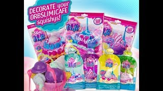Orb Slimi Café Squishies Assorted 2019 # Slime + Squishies