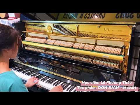Luyện thi vào trường Cao Đẳng, Đại Học Âm Nhạc || Tác phẩm: DON JUAN - Mozart - Lh: 0237.66.88.333
