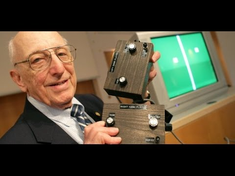 The Father of Video Games (Remembering Ralph Baer)