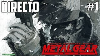 Vídeo Metal Gear Solid: The Legacy Collection