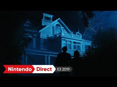 Nintendo Switch + バイオハザード どこでも恐怖体験:E3 2019 出展映像
