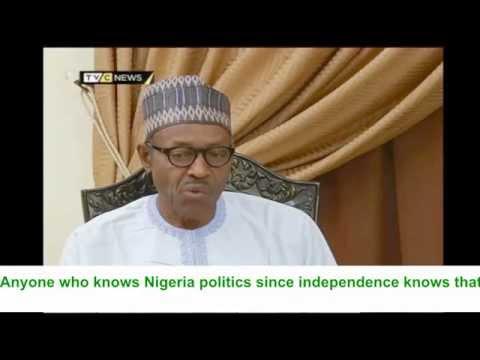 President-elect Buhari on Obafemi Awolowo