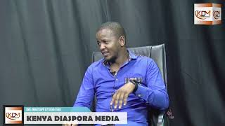 REAL LIFE STORY BEHIND ACTOR STEVE IN FAMOUS URIRU WA WENDO TV SHOW....