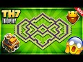 BRAND NEW BEST TOWN HALL 7 (TH7) TROPHY/DEFENSE BASE DESIGN 2018- Clash Of Clans