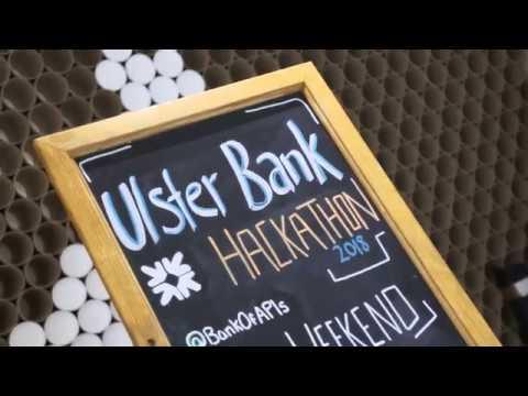 Ulster Bank Hackathon 2018 Highlights