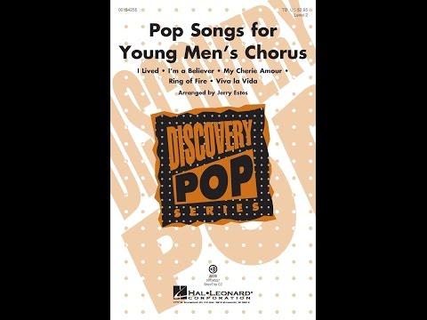 Pop Songs for Young Men's Chorus, 5. Viva la Vida - Arranged by Jerry Estes
