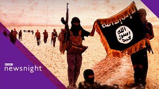 How should the UK deal with a stateless Islamic State? - BBC Newsnight