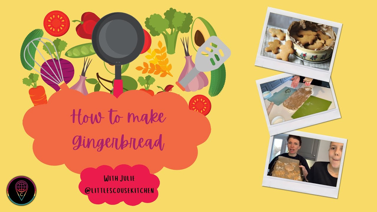 Cooking With Julie: How to Make Gingerbread