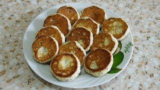 Сырники в духовке Самый простой и быстрый рецепт