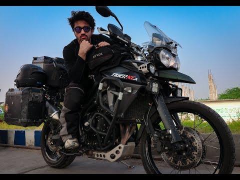 Riding for 27 hours | Mumbai to ?