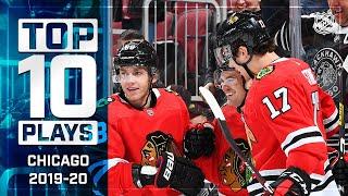 Top 10 Blackhawks Plays of 2019-20 ... Thus Far   NHL