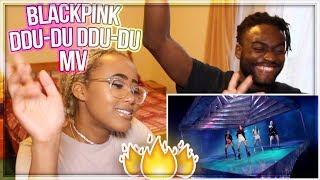 Download Lagu BLACKPINK - '뚜두뚜두 (DDU-DU DDU-DU)' M/V - LOVE THEM SO MUCH!! | REACTION Mp3