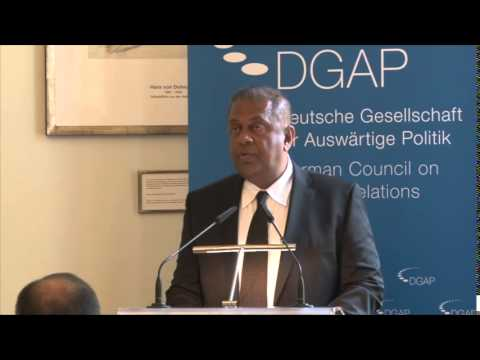 Foreign Minister's visit to Berlin 2015 - German Council on Foreign Relations