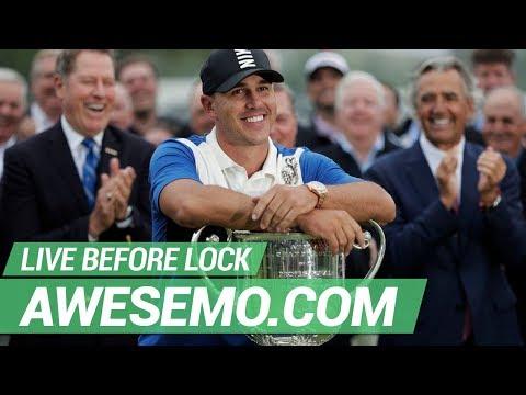 PGA DFS Strategy - 2019 US Open Picks - Yahoo, FanDuel & DraftKings