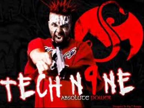 Tech N9ne- Little Pills