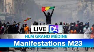 "[🔴REPLAY - HLM grand Médine ] : Rassemblement du M2D ""23 juin"""