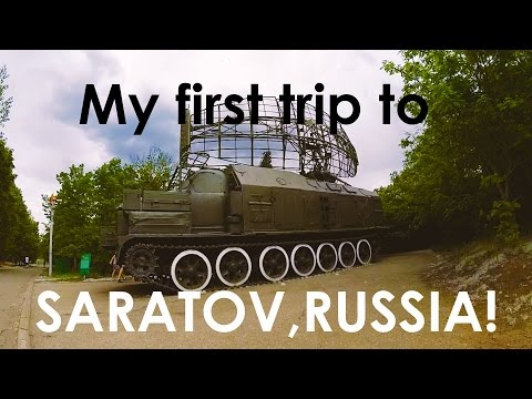 Personal Travel: MY FIRST TRIP TO SARATOV, RUSSIA 2015!