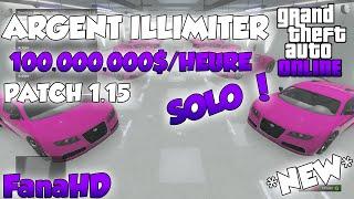 Argent IllimitÉ Tout Seul En 1.17 ! Solo Unlimited Money Glitch 1.17 ! Glitch Argent Gta 5 Online !