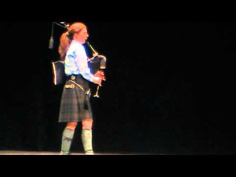 2013  Kemper Concert Margaret Dunn Suite Piobaireachd Hornpipe Jigs    21 dec 2013