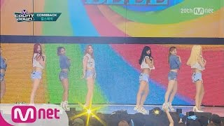 Girl`s Day(걸스데이) - 'Ring My Bell' M COUNTDOWN 150709 COMEBACK Stage Ep.432(, 2015-07-09T11:06:17.000Z)