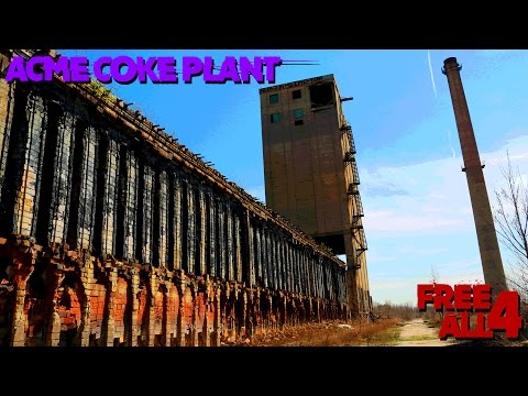 Exploring Chicago's Abandoned Coking Plant
