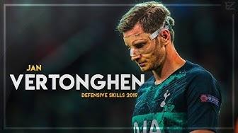 Jan Vertonghen 2019 ▬ Belgian Power ● Crazy Defensive Skills & Goal - HD