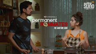 Permanent Roommates: He Said, She Said | Housewarming | Promo 1