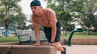 Best exercises to grow your UPPER CHEST (Bodyweight & Weights)