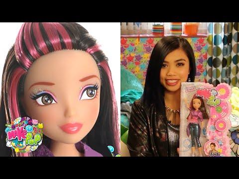 Make it Pop - Louriza Tronco Unboxes Jodi's Spotlight Ready Fashion Doll!