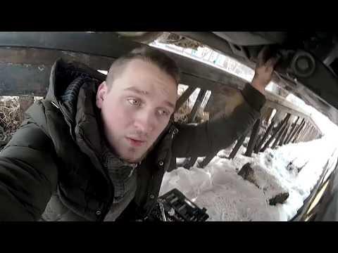 Замена втулок стабилизатора Chevrolet lanos