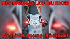 Mini Blinker Mit Brems-und Rücklicht