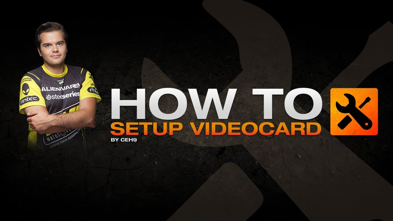 Video guide: How to setup GeForce for CS:GO/CS 1.6 by ceh9