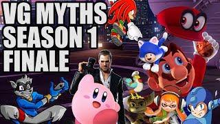 VG Myths Season 1 Ranked By Difficulty