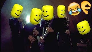 Star Wars Cantina But every instrument is replaced with a Roblox Death Sound