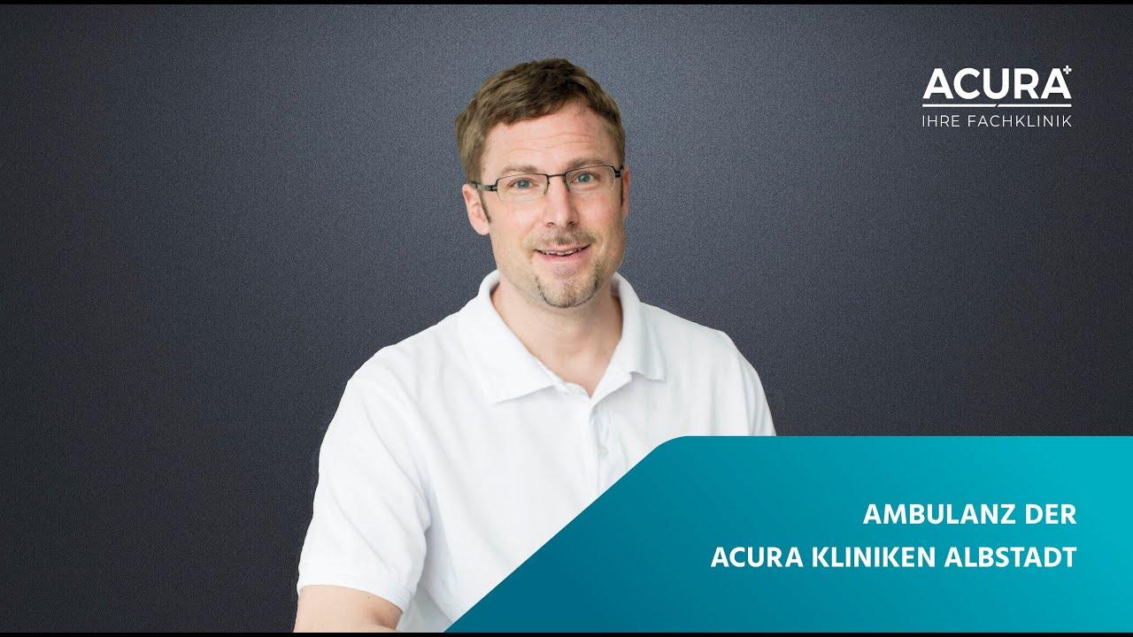 ambulanz albstadt - felix kischko oberarzt orthopädie - youtube