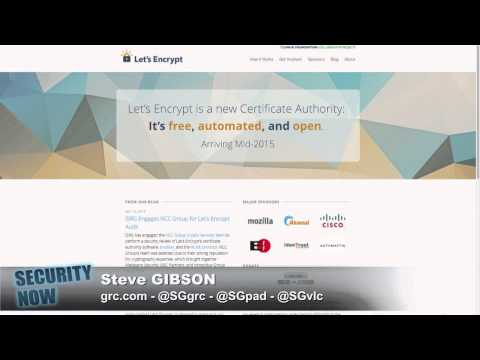 Security Now 504: Great Firewalls & Cannons