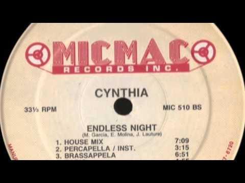 Cynthia - Endless Night (House Mix)