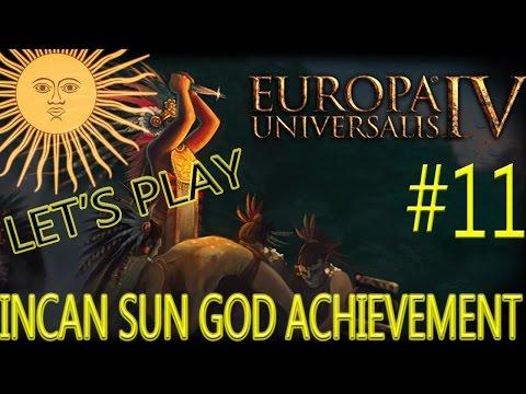 EU4: Incan Sun God Achievement LP # 11